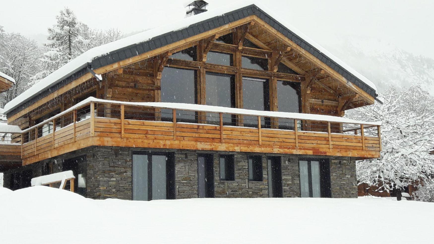 Chalet des Grands Bois rental | Reserve the entire chalet